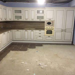 Кухня классика недорого омск