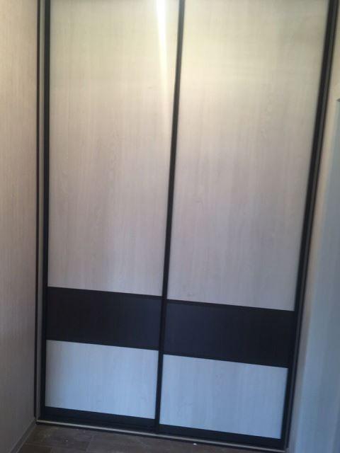 шкаф-купе светлый