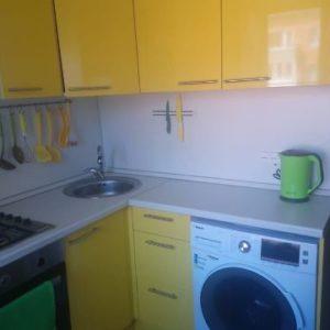 Угловая кухня маленькая Омск