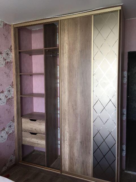 шкаф-купе Омск дерево