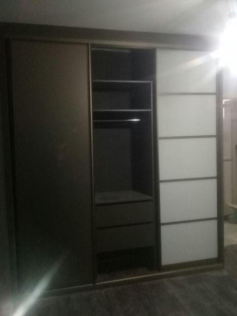Шкаф купе лакобель 3 двери