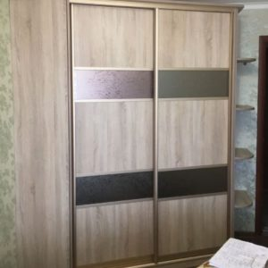 Угловой шкаф-купе омск