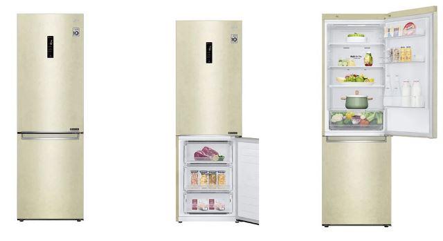 Фото LG DoorCooling+ GA-B459SEQZ холодильник лучший в 2020