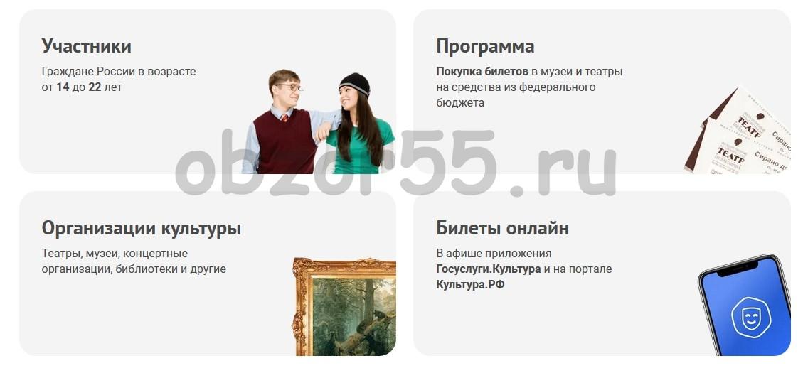 Пушкинская карта что это